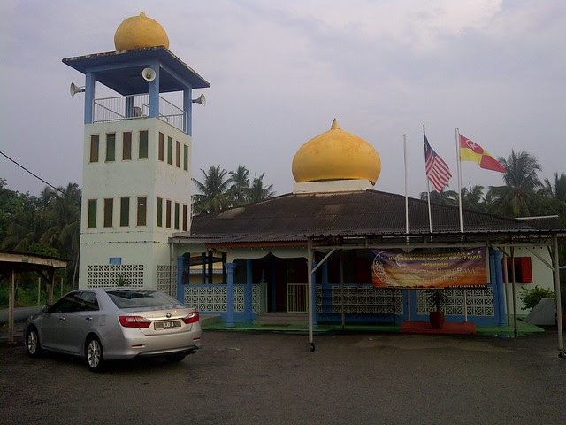 Masjid Badariah Kg Batu 12 Kapar