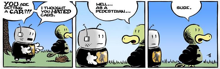 Milton 5.0 comic strip by Tim Thayer