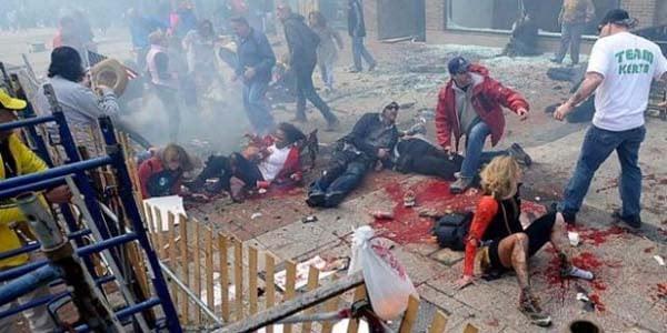 Aftermath of the Boston Marathon bombings
