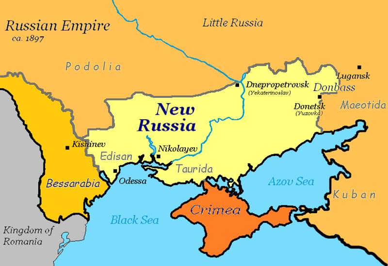 Nieuw Rusland Wikipedia