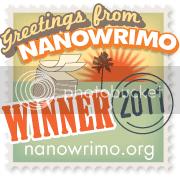 NaNo 2011 Winner