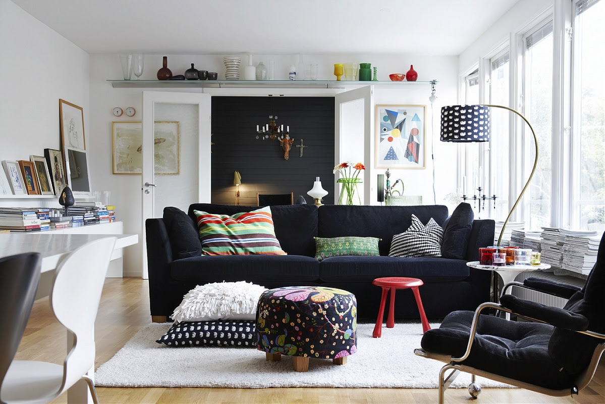 Beautiful Scandinavian Style Interiors
