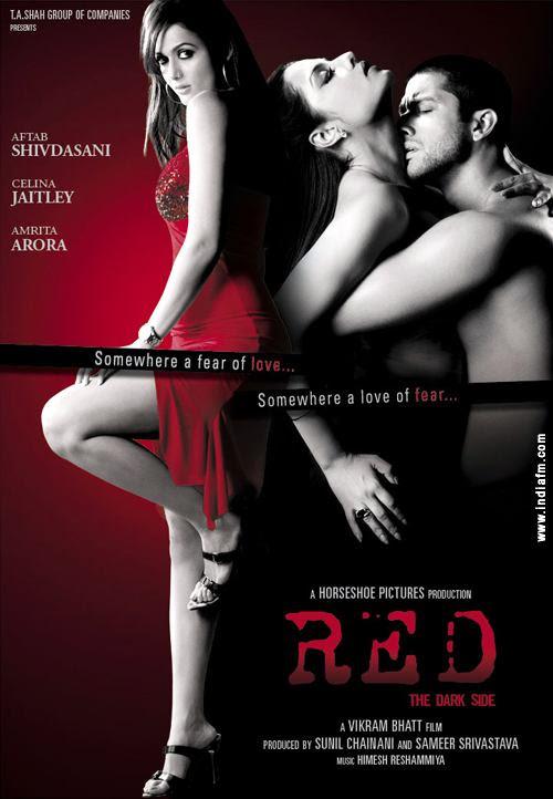 Red, Aftab Shivdasani, Amrita Arora, Sushant Singh, Celina Jaitley