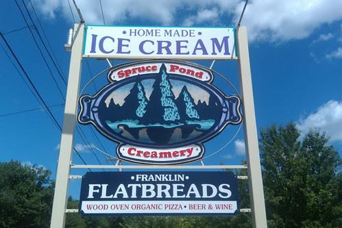 Franklin, MA: Spruce Pond Creamery