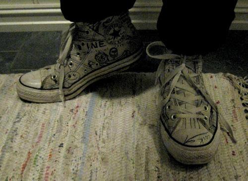 feet :: #4 :: føtter