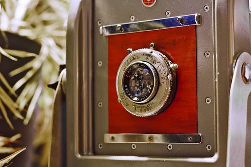 Kodak Ektar 127mm ƒ/4.7
