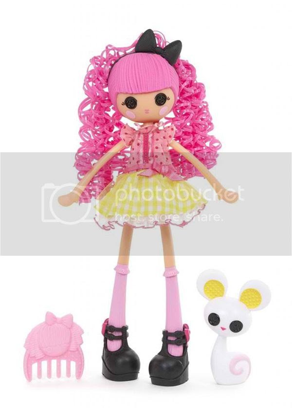 Lalaloopsy Girl's Crumbs Sugar Cookie Doll