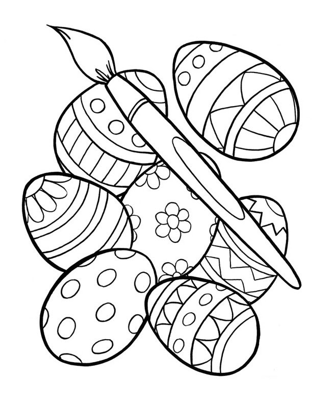 Design Coloring Pages | Free download on ClipArtMag