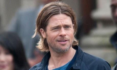 snygga frisyrer killar långt hår