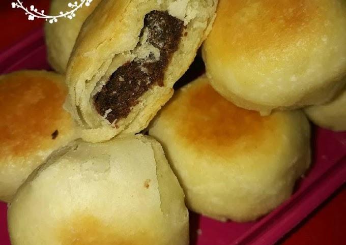 Resep Bakpia kering isi coklat (takaran sendok), Bisa Manjain Lidah