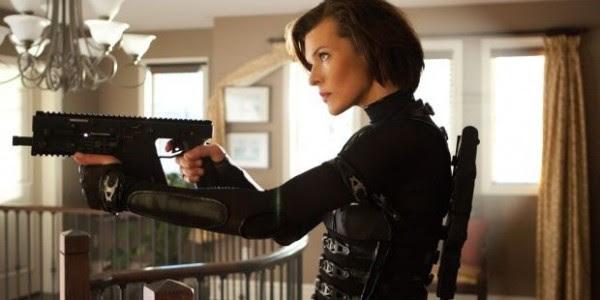 Veja uma imagem inédita de Resident Evil 5: Retribuição