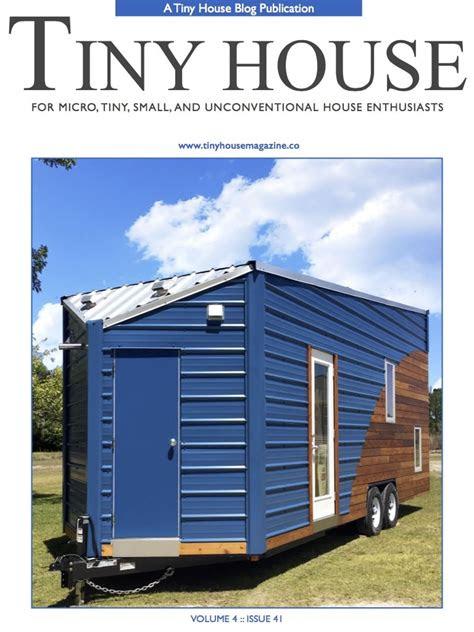 peek  tiny house magazine  tiny house design