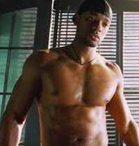 will smith workout gym