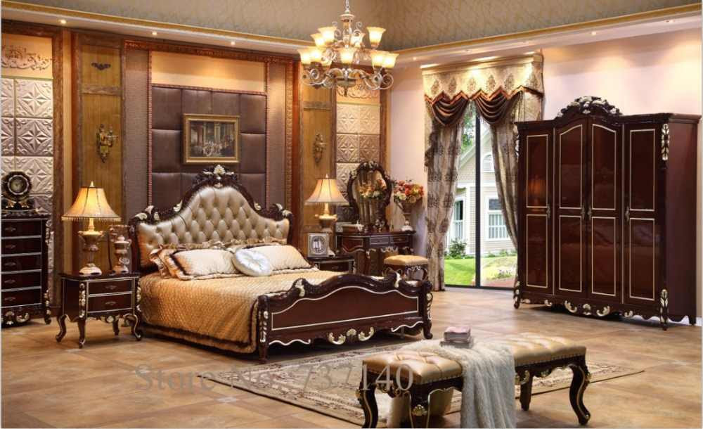 4300 High End Bedroom Sets Wholesale Newest