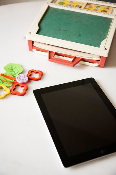 Incorporating Technology into Play