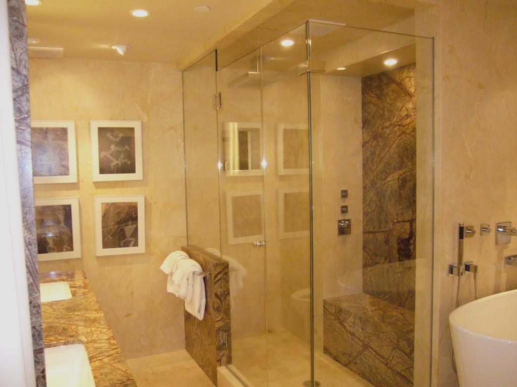 Elegant Shower Ideas for Master Bathroom - HomesFeed