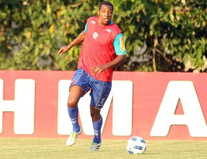 Renato treino Flamengo (Foto: Maurício Val / VIPCOMM)