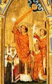 Vera celebrazione eucaristica