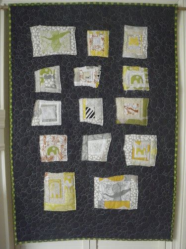 Sheltered, a quilt for Trimmings2011