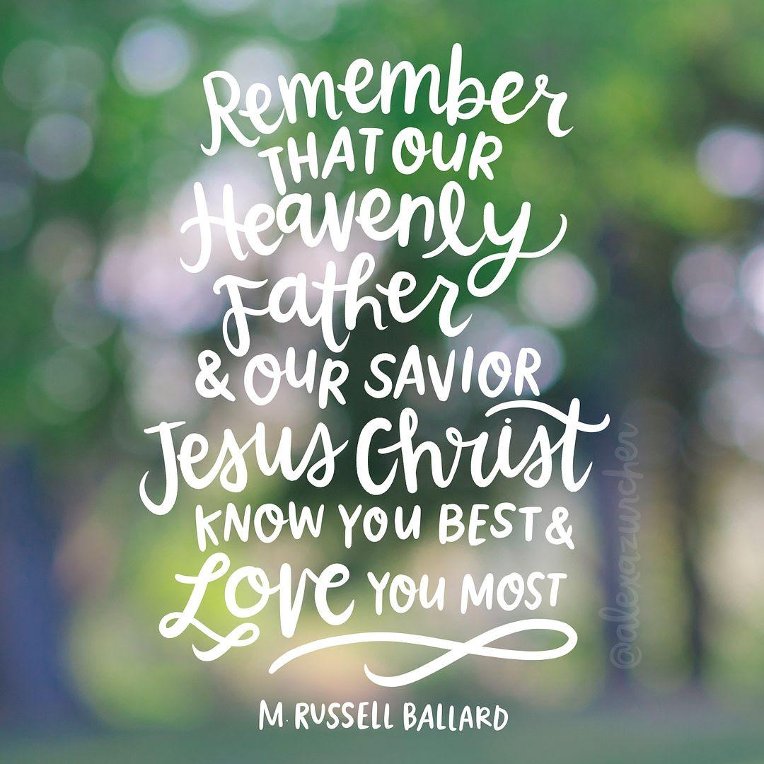 M Russell Ballard Quote