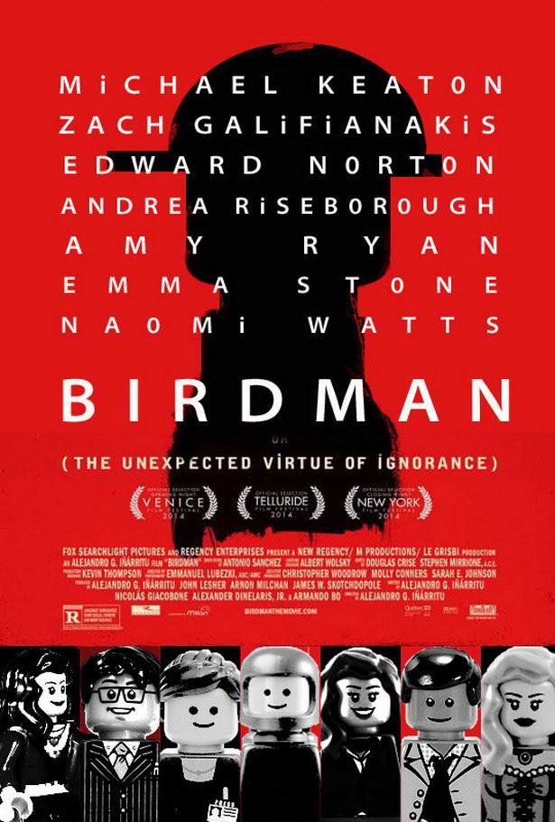 Lego - Birdman