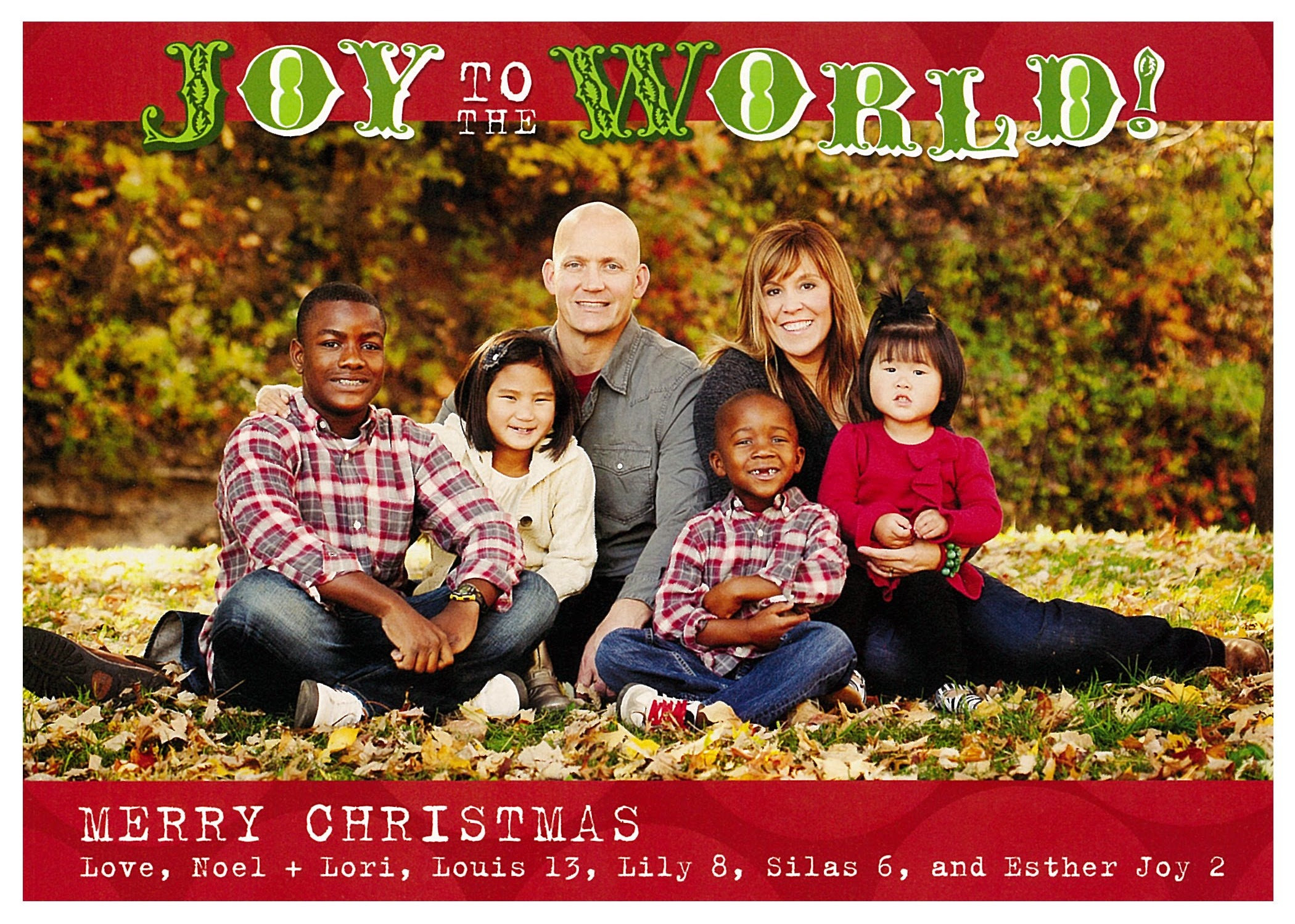 Test Blog: Christmas Family Photo Shoot and Greeting Cards - Magical ...