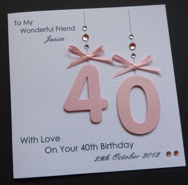 ... Personalised 30th 40th 50th 18th 21st - Any Age Birthday Card | eBay