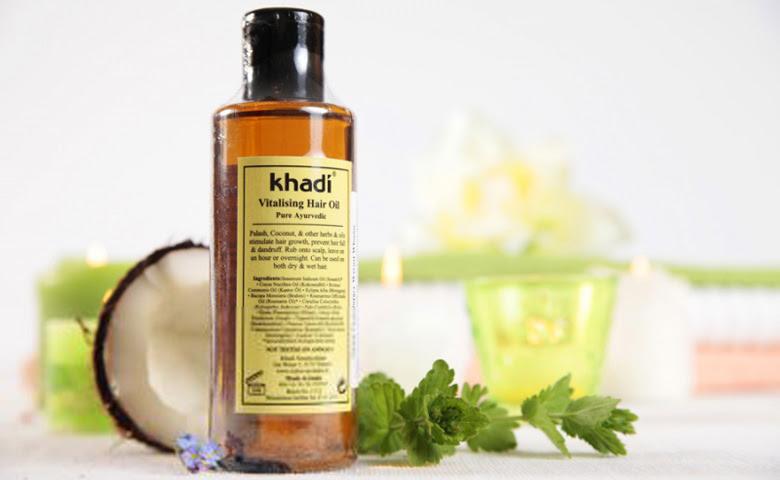 Recenzja: Khadi, olejek stymulujący wzrost włosów