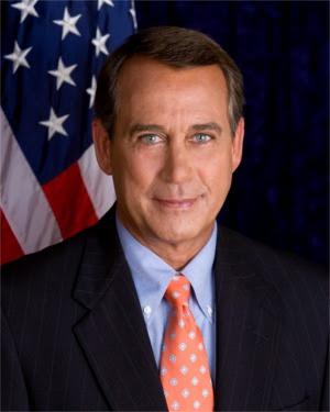 Congressman John Boehner