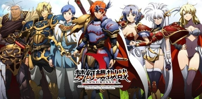 Langrisser – Classic Japanese SRPG revives in China as a mobile game