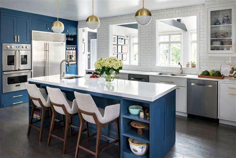 gorgeous dark blue kitchen designs youll    create