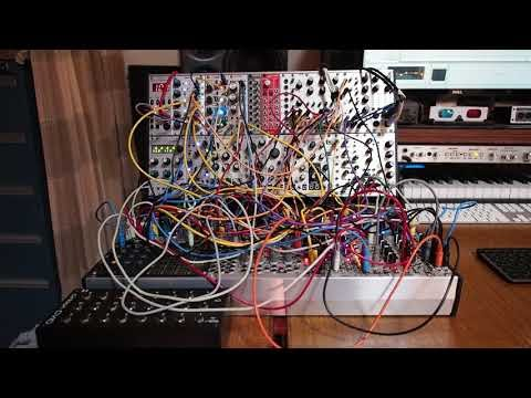 Cwejman Acid - A techno patch to test the new VCO-6