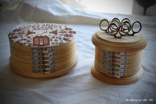 My Stitching Table Set