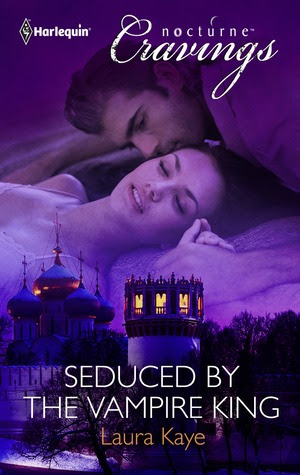 Seduced by the Vampire King (Vampire Warrior Kings, #2)