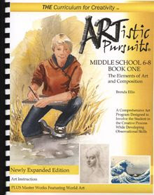 ARTistic Pursuits Inc. Review Homeschool Art, Fine Arts,  Art Curriculum, Art Instruction, Artistic Pursuits, Scultpure Techniques, Elementary Art, Middle School Art, High School Art
