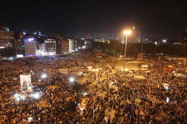Τουρκία: Απίθανες θεωρίες συνωμοσίας για τις ταραχές!