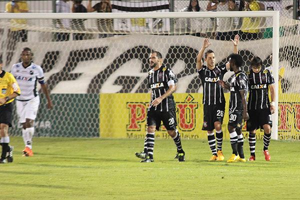 O gol da partida foi marcado por Rodriguinho, após cobrança de pênalti