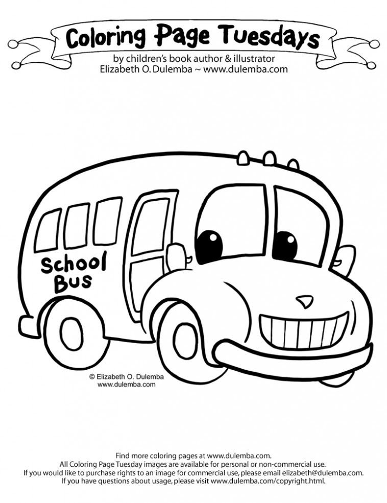 Otobüs Boyama Resmi Resimleri Ve Fotoğrafları