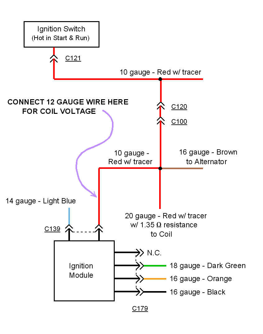 Chevy Hei Coil Wiring Diagram - Wiring Diagram | 2005 Gm Hei Wiring Diagram |  | cars-trucks24.blogspot.com
