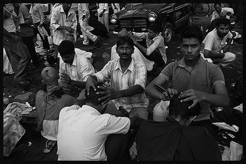 Our Street Barbers Are Not For Export by firoze shakir photographerno1
