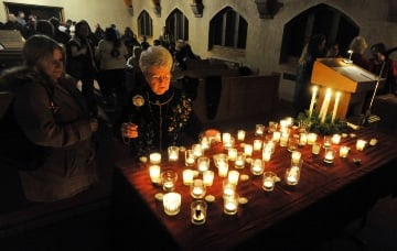 Families honor deceased children in annual ceremony ...