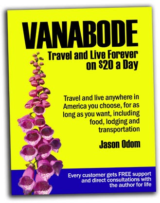 Vanabode Camp, Travel And Live Forever On $20 A Day