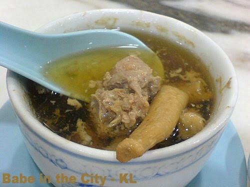 MH - ngau 7 soup