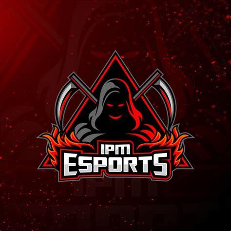 design mascot logo   esports team  dazzlepixel
