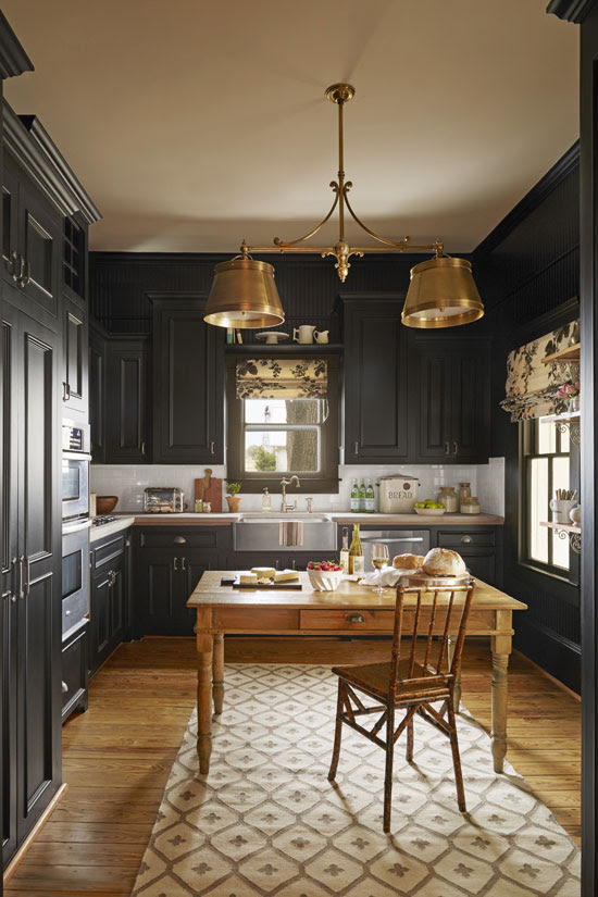 100  Kitchen Design Ideas - Pictures of Country Kitchen Decorating ...