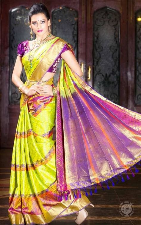 25  best ideas about South indian sarees on Pinterest