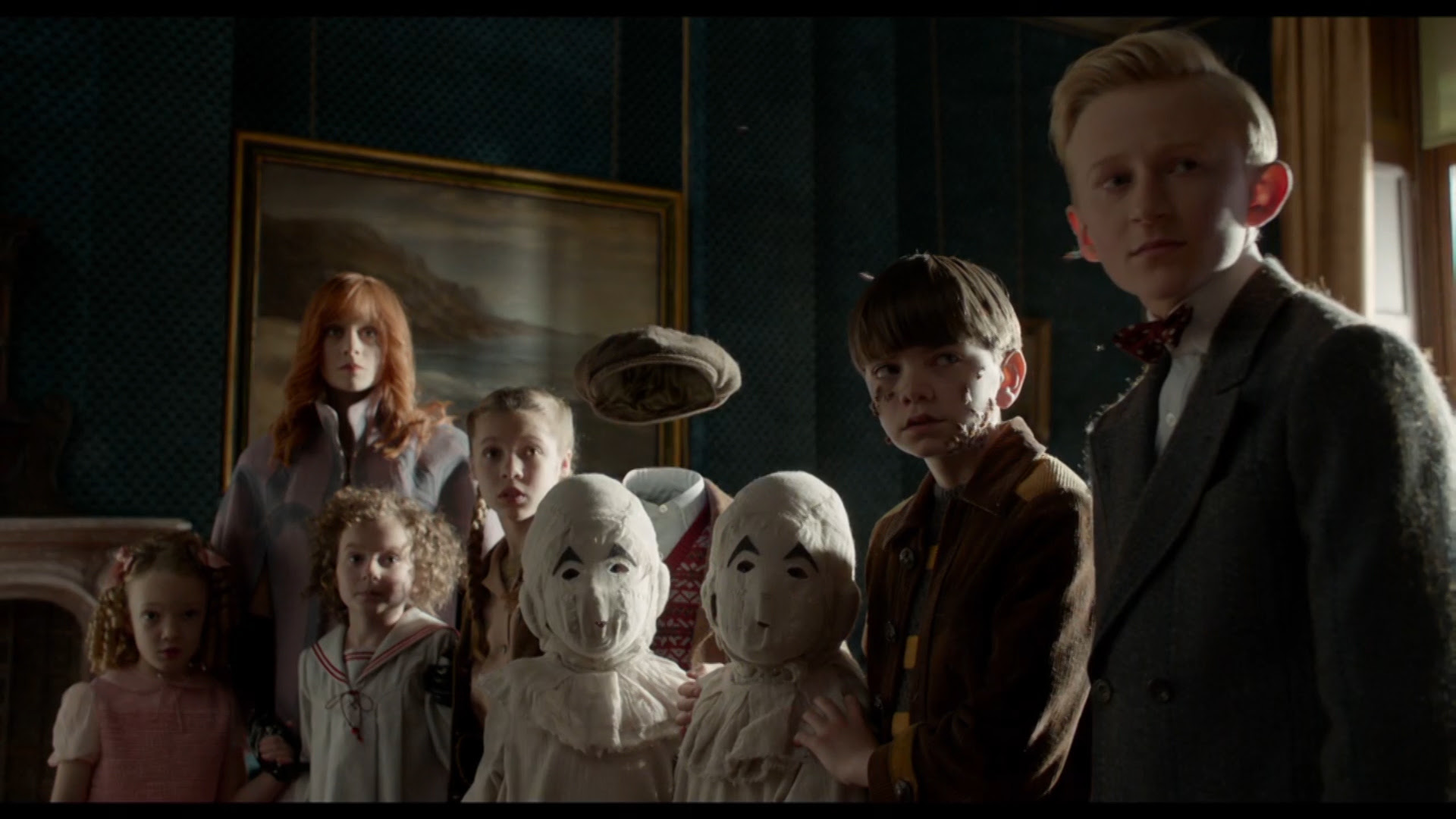 Miss Peregrine Is The Right Kind Of Peculiar For Tim Burton