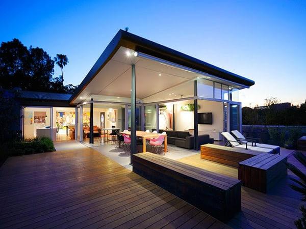 Outdoor Entertaining Areas | Modern House Designs