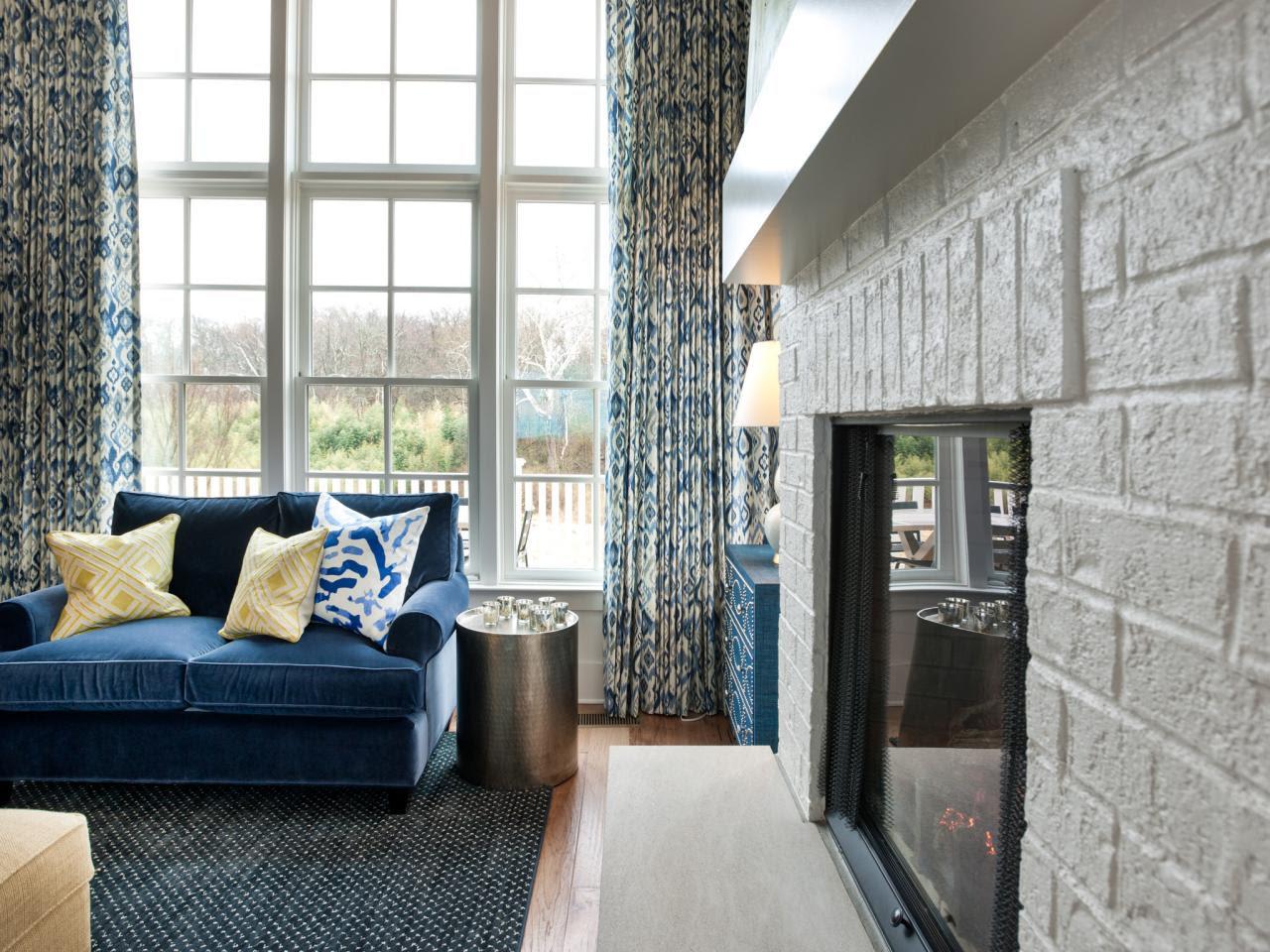Large Kitchen Window Treatments: HGTV Pictures & Ideas | HGTV