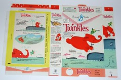 Twinkles Cereal Box